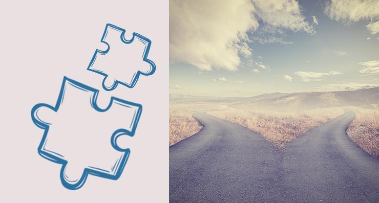 Puzzle routes